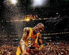 Kobe Bryant Lakers Autographed Signed 8x10 Photo REPRINT .