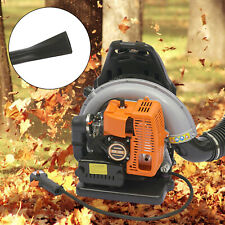 New listing 65Cc Grass Blower Gas Powered Home Backpack Gasoline Leaf Blower 2 Stroke 2.7Kw