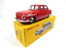 Panhard PL 17 red - DINKY TOYS DeAgostini 1:43 DIECAST MODEL CAR 547