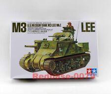 Tamiya Model WWII 35039 1/35 M3 Lee Tank US Medium Tank MK I