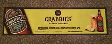 Crabbies Ginger Beer Mat