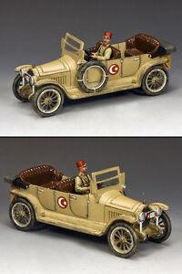 KING & COUNTRY AL056 Wheels and Tracks Turkish Staff Car  MIB