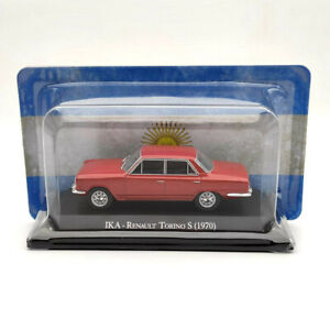 IXO 1:43 IKA Renault Torino S 1970 Diecast Models Collection Red
