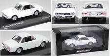 Minichamps 400125700 Lancia Fulvia Coupé 1600 HF bianco saratoga 1:43