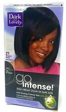 Dark and Lovely Go Intense! Hair Color, No.21, Original Black