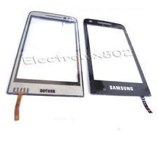 Samsung M8910 Pixon 12 LCD Touch Screen Digitizer Panel Pad Black UK