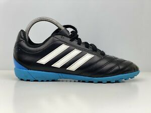 Adidas Goletto V TF Older Boys Black Astro Turf Football Boot UK Size 5.5