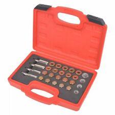 vidaXL Olieaftapplug Reparatieset M13 M15 M17 M20 64-delig Aftapplug Auto Set
