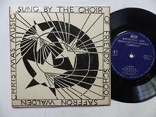Christmas music sung by The Choir of Friend's school Saffron Walden
