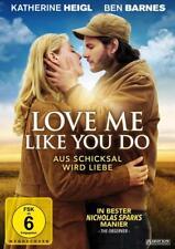 DVD NEU: Love me like you do (2016)