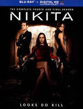 Nikita: Season 4 [Blu-ray], New DVDs