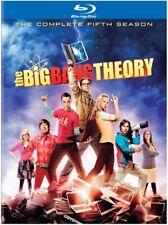The Big Bang Theory: The Complete Fifth Season [New Blu-ray] Boxed Set, Digita