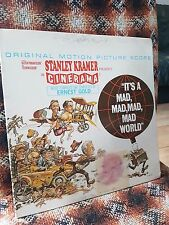 It's A Mad, Mad, Mad, Mad World - Original Motion Picture Score Vinyl LP