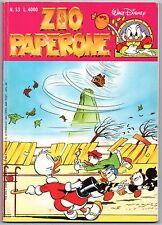 Carl Barks ZIO PAPERONE N.53 The Walt Disney Company Italia 1994 originale