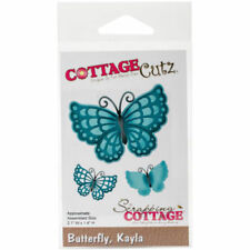 Cottage Cutz Silver Scrapbooking & Paper Craft Supplies