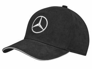 Original Mercedes-Benz Cap Schirmmütze schwarz Baumwolle B66954531 x