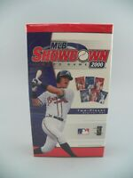 Vintage MLB Showdown Card Game 2000 Two Player Starter Set NEW SEALED Free Ship!