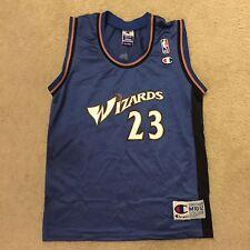 Nba Washington Wizards Michael Jordan #23 Champion Youth Jersey - Sz M10-12