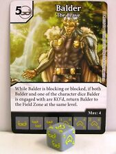 Dice Masters - 2x #014 Balder the brave-The Mighty Thor