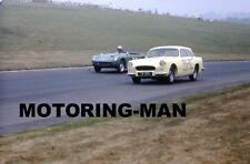 AUSTIN Healey Sprite 836 BxH Philip SWAIN AUTO Warwick GT Brands Hatch 1961 foto