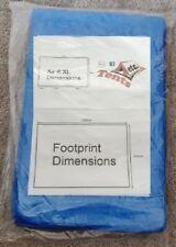 PREMIUM Unofficial Footprint Groundsheet for Berghaus Air 6 XL tarpaulin 110 GSM