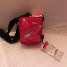 Golla Camera Case Bag SLR SKY G864 Red NWT
