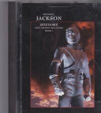 Michael Jackson-History Book Minidisc Album1+2