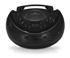 Memorex MP3221 AM/FM Radio CD-R/-RW Player Portable Boombox Stereo
