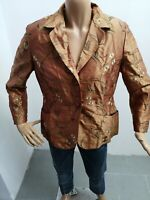 Giacca CERRUTI Donna taglia size M jacket woman veste femme maglia donna p 6106