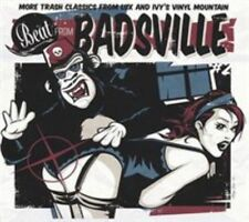 VARIOUS ARTISTS - THE BEAT FROM BADSVILLE, VOL. 2: MORE TRASH CLASSICS FROM LUX