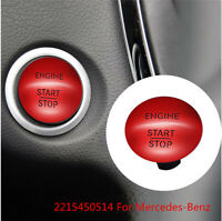 Engine Star&Stop Push Button Switch Keyless 2215450514 For Mercedes-Benz USA
