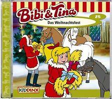 KIDDINX CD Bibi und Tina 25 (das Weihnachtsfest)