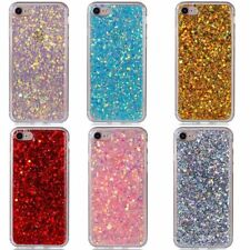 Luxury Glitter Bling Sparkle Soft TPU Case Cover For S8/S8 Plus & Other Phones