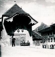 GRUYERE c. 1950 -  Suisse - DIV 3438