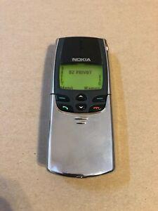 Nokia 8810 Handy Ohne Simlock