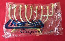Karshi - New - Gold And Silver Plated - Jerusalem Original Wrapper