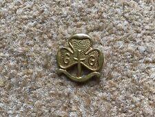 Girl Guide Trefoil Pin Badge