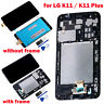 Replacement LCD Display Digitizer Touch Screen Assembly for LG K11 / K11 Plus