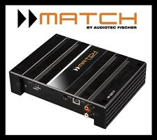 MATCH PP 62DSP 5/6-CHANNEL P'N'P AMPLIFIER WITH DSP, 8 POWERED OUTPUTS, HELIX