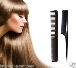 New Sally Hairdressing Black Barbers Styling/Tail Comb For All Hair Preparations
