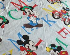 Rare Disney VINTAGE / Housse de couette Mickey / Duvet cover Mickey