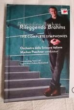 Rileggendo (Rereading) Brahms The complete Symphonies OSI Poschner