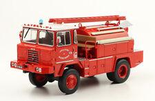 """Camion Pompier  BERLIET GBK 4X4 """"CENTRE DE SECOURS - ROCHEFORT-MONTAGNE""""   1/43"""