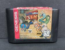 Earthworm Jim 2 (Sega Genesis, 1996) Cart Only
