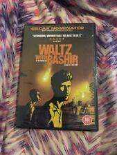 Waltz With Bashir (DVD, 2009)- NEW/SEALED- REGION 2
