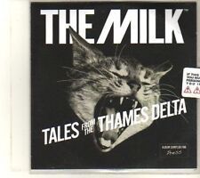 (DR853) The Milk, Tales From The Thames Delta - 2012 unopened DJ CD