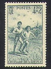 France 1945 Fresh Air Campaign/Health/Welfare/Children/Animation 1v (n36911)