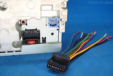 PIONEER RADIO PLUG STEREO HARNESS AVH X2500BT P4400BH X4500BT P4300DVD P8400BH