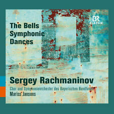 Sergei Rachmaninov : Sergey Rachmaninov: The Bells/Symphonic Dances CD (2018)