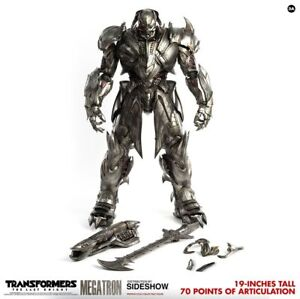 Transformers Megatron Premium Scale Figure 3A Toys Threezero The Last Knight
